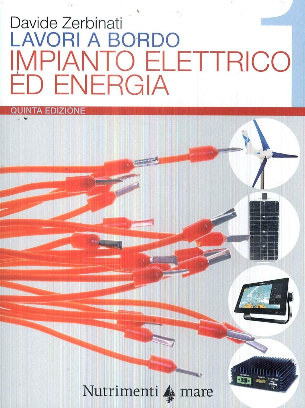 LAVORI A BORDO - IMPIANTO ELETTRICO ED ENERGIA