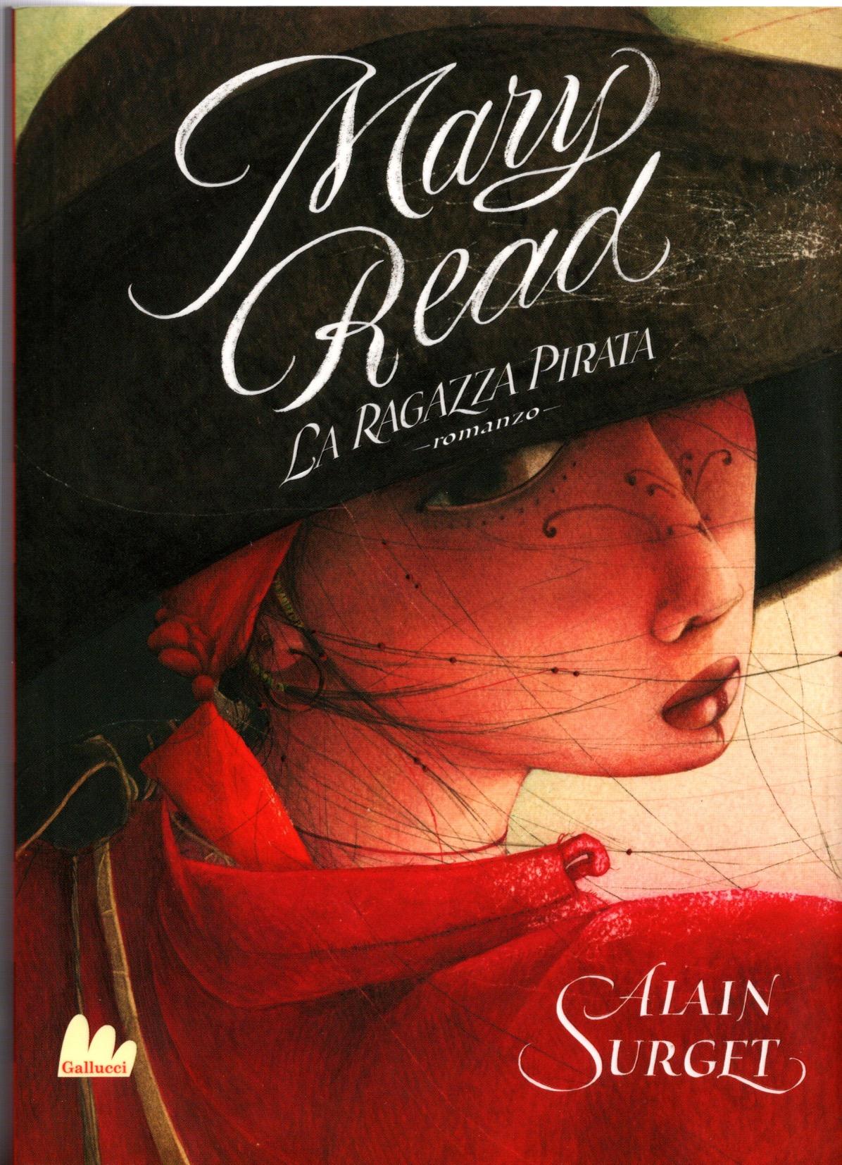 MARY READ LA RAGAZZA PIRATA
