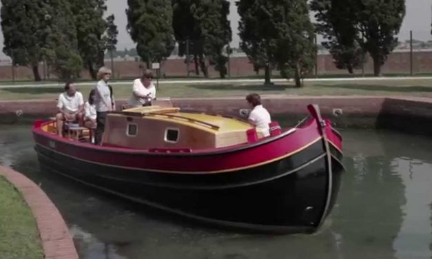 Tutti a bordo di un bragozzo