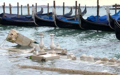 6 motivi per cui l'acqua alta a Venezia è sempre più un problema