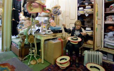 I cappelli di Giuliana Longo