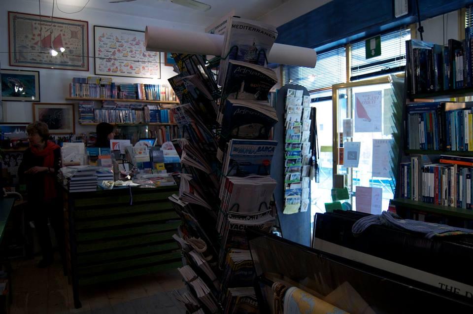 libreria nautica mare di carta