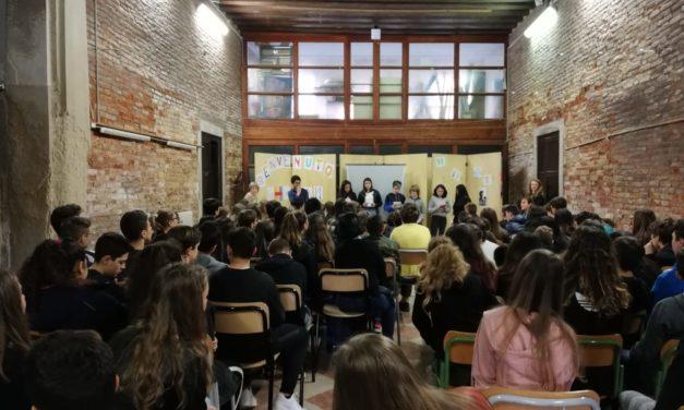 Progetto immigrazione Scuola Media Sansovino