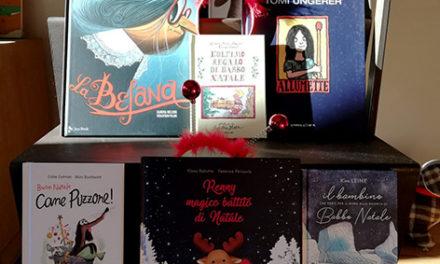 6 libri per bambini da regalare a Natale