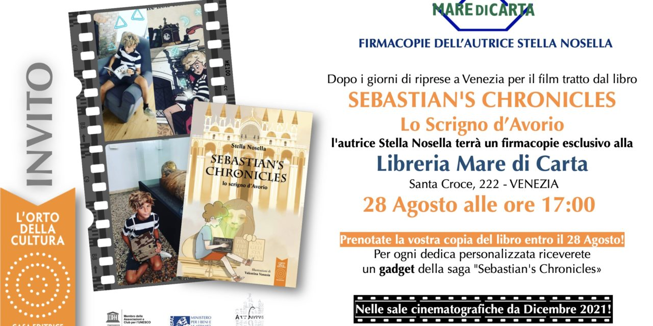 Sebastian's Chronicles, Lo Scrigno d'Avorio
