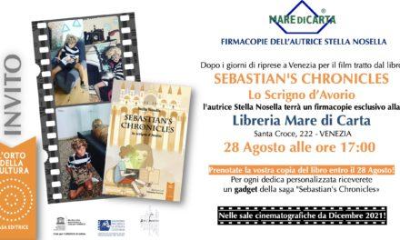 Sebastian's Chronicles, Lo Scrigno d'Oro