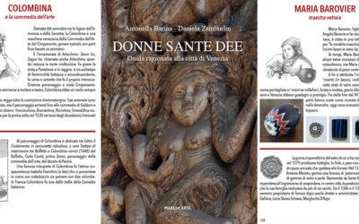Donne Sante e Dee, guida ragionata alla città di Venezia